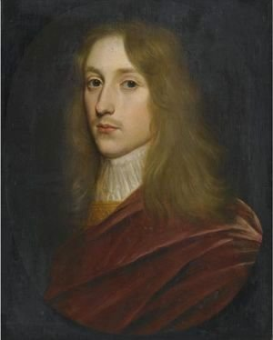Gerrit Van Honthorst - Portrait Of A Gentleman, Said To Be Prince Rupert Of The Rhine