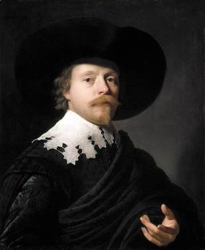 Portrait of a Gentleman 1631